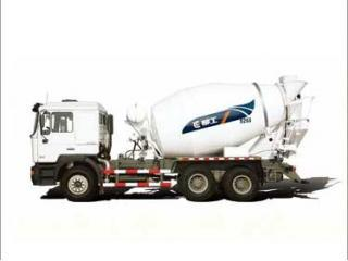 柳工 YZH5254GJBDL 搅拌运输车