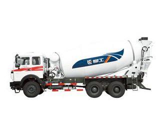 柳工 YZH5255GJBBB 搅拌运输车