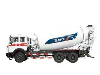 柳工 YZH5256GJBBB 搅拌运输车
