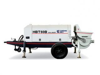 柳工 HBT60B 拖泵