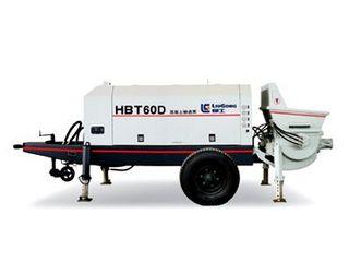 柳工 HBT60D 拖泵