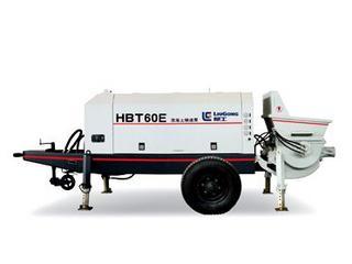 柳工 HBT60E 拖泵