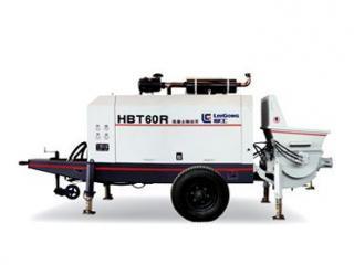 柳工 HBT60R 拖泵