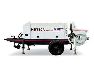 柳工 HBT80A 拖泵