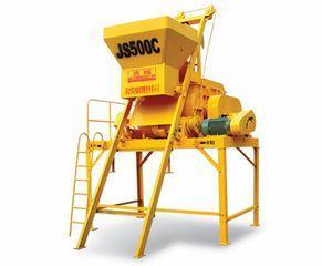 柳工 JS500C 混凝土搅拌站