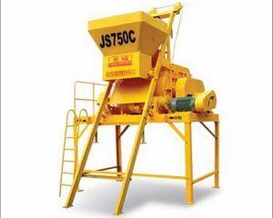 柳工 JS750C 混凝土搅拌站