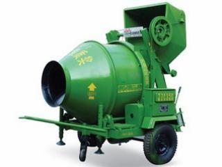 柳工 JZC350 混凝土搅拌站