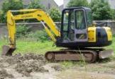 现代R60-7E挖掘机