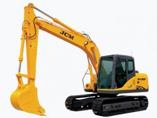 山重建机 JCM913D 挖掘机
