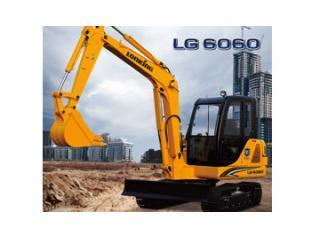龙工 LG6060 挖掘机图片