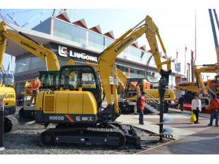 柳工CLG9065D挖掘机