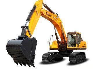 三一重工SY365H-8挖掘机