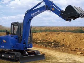 山重建机 GC60-8 挖掘机