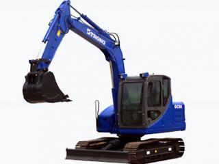 山重建机 GC88-8 挖掘机