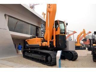 现代R485LC-9T物料装卸机挖掘机