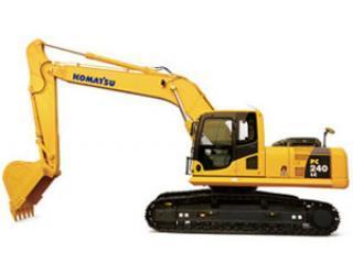 小松 PC240LC-8 挖掘机图片