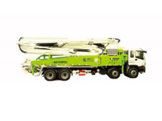 鸿得利 HDL5381THB 泵车