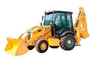柳工 CLG777 挖掘装载机