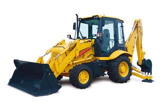 柳工 CLG766A 挖掘装载机
