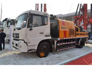 三一重工 SY5125THB-9018III 车载泵