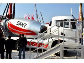 三一重工 SY5250GJB3A-12SR 搅拌运输车