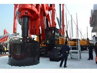三一重工 SR360II 旋挖钻