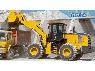 山工SEM658C装载机
