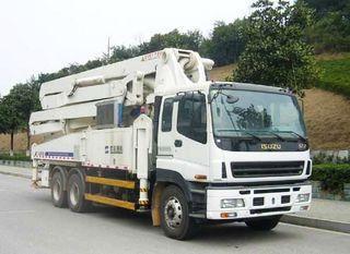 中联重科 ZLJ5337THB 47X-5RZ 泵车