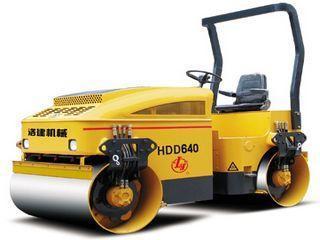 洛建 HDD640全液压 压路机