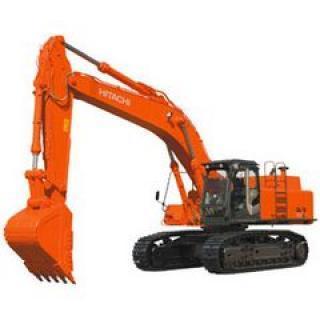 日立ZX520LCR-3挖掘机