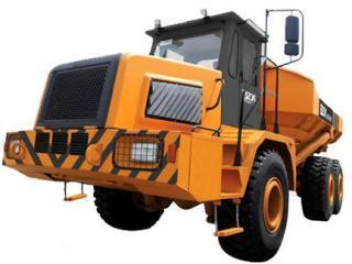 中环动力 BZK A300D 非公路自卸车