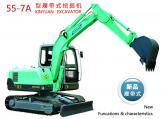 新源 XY55-7A 挖掘机图片