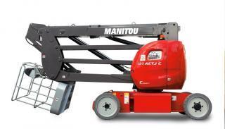 曼尼通 150AETJ C/C3D紧凑式 高空作业机械