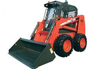 威肯 GM750 滑移装载机