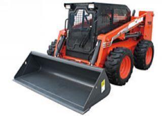 威肯 GM750D 滑移装载机