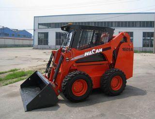 威肯 GM1605A 滑移装载机