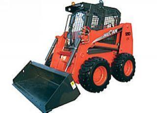 威肯 GM950 滑移装载机