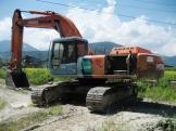 日立EX310LCH-3挖掘机