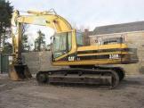 卡特彼勒330BL挖掘机