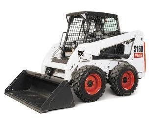 山猫 S160 滑移装载机