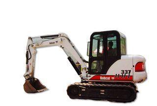 山猫 MX337 挖掘机