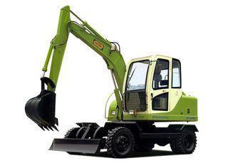 劲工 JG608C 单驱式 挖掘机