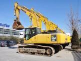 小松PC300CSE-7大土方挖掘机