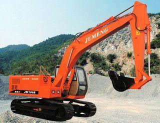 巨猛 JM180 挖掘机