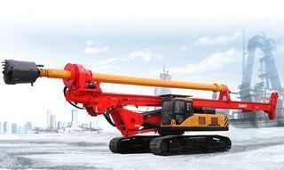 三一重工SR220C(三一底盘)旋挖钻