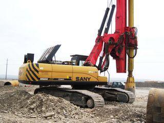 三一重工SR220C(卡特底盘)旋挖钻