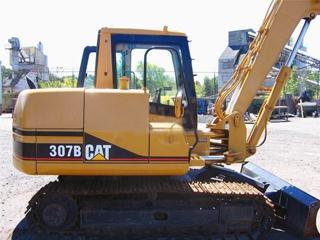 卡特彼勒 307B-SB 挖掘机