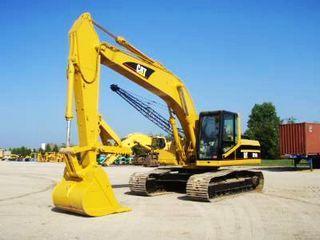 卡特彼勒 325B 挖掘机