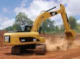 卡特彼勒320D液压挖掘机
