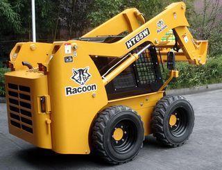 浣熊 HT65W 滑移装载机